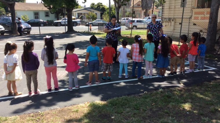 La Escuelita Pre-School Program